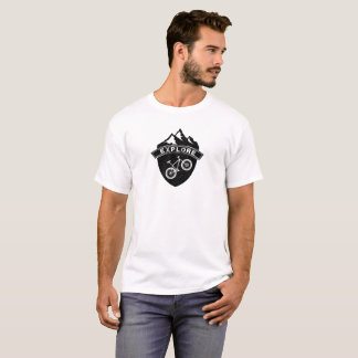 マウンテンバイク Tシャツ