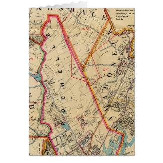 マウントバーノン、Eチェスター、Pelham、New Rochelle、NY カード