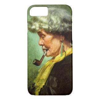マオリの女王1902年 iPhone 8/7ケース