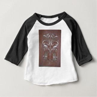 マオリのaotearoaニュージーランド ベビーTシャツ