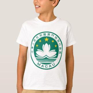 マカウの紋章 Tシャツ