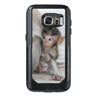 マカク属猿 オッターボックスSamsung GALAXY S7ケース