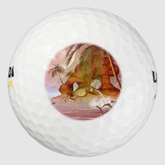 マカジキ、ハンターとのSeadragonおよび捜される ゴルフボール