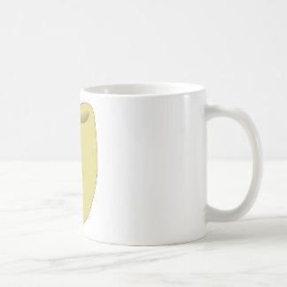 マカロニチーズのヌードル コーヒーマグカップ