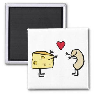 マカロニチーズの磁石 マグネット