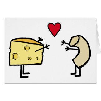 マカロニチーズ カード