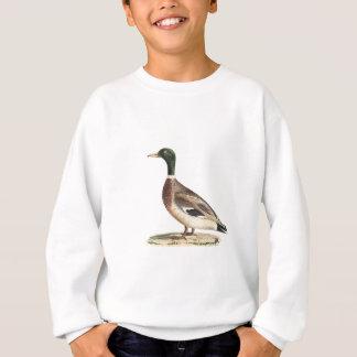 マガモ(Anaのboschas) スウェットシャツ