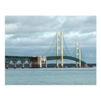 マキナック橋 ポストカード