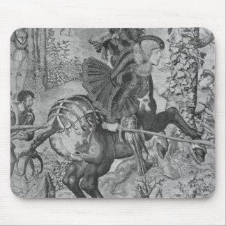 マクシミリアンの山羊座の狩り マウスパッド