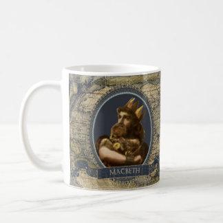 マクベスの歴史的マグ コーヒーマグカップ