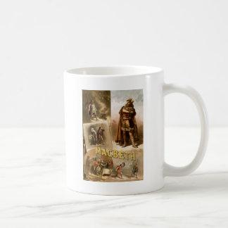 マクベス、演劇 コーヒーマグカップ