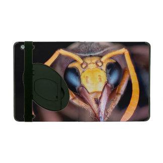 マクロスズメバチの昆虫 iPad ケース