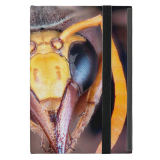 マクロスズメバチの昆虫 iPad MINI ケース