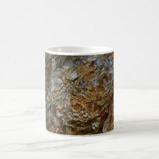 マクロ樹皮の詳細 コーヒーマグカップ