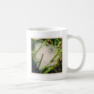 マクロ羽 コーヒーマグカップ