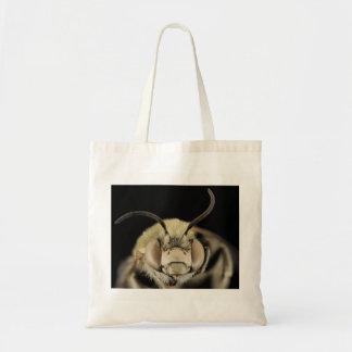 マクロ蜂のイメージ トートバッグ
