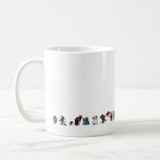 マグいかに コーヒーマグカップ