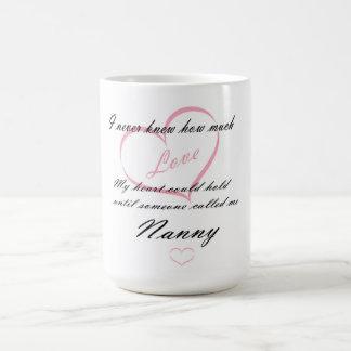 マグか引用文の乳母 コーヒーマグカップ
