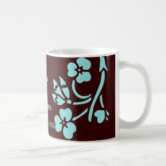 マグがあるミント コーヒーマグカップ