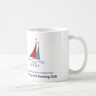 マグのための船遊びクラブイメージ コーヒーマグカップ