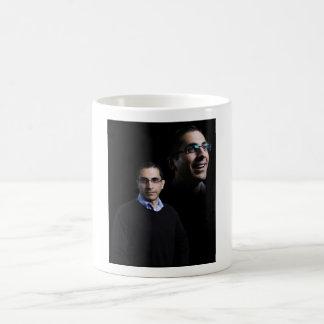マグのアンジェロのポートレート コーヒーマグカップ