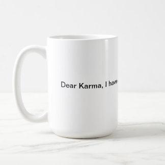 マグのカルマ コーヒーマグカップ