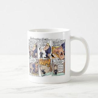 マグのステロイドの破産 コーヒーマグカップ