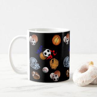 マグのスポーツ コーヒーマグカップ
