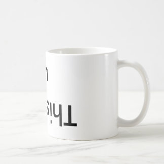 マグの上のこの側面 コーヒーマグカップ