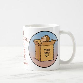 マグの上のこの方法 コーヒーマグカップ