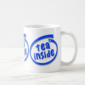 マグの中の茶 コーヒーマグカップ