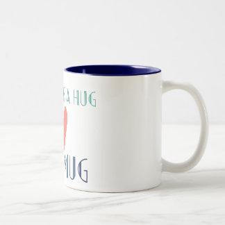 マグの抱擁 ツートーンマグカップ
