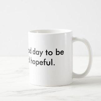 マグの発言はフレンドリー及び有望です コーヒーマグカップ