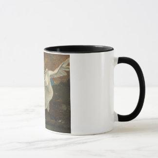 マグの白鳥Asselijn マグカップ