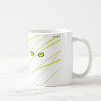 マグの監視人 コーヒーマグカップ