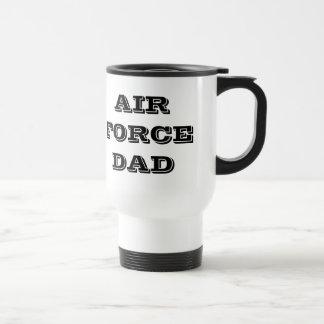 マグの空軍パパ トラベルマグ
