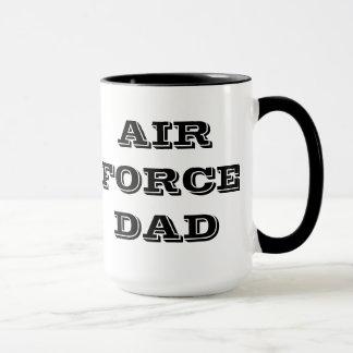 マグの空軍パパ マグカップ