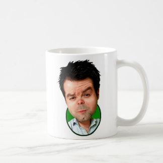 マグの風刺漫画3D コーヒーマグカップ