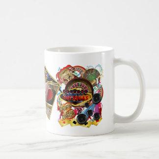 マグはベガスすべてすべてのスタイルの眺めのヒントを設計します コーヒーマグカップ