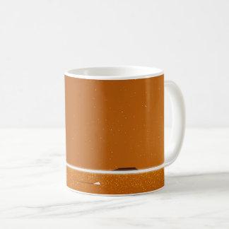 マグを上陸させる火星 コーヒーマグカップ