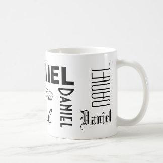 マグを個人化して下さい コーヒーマグカップ