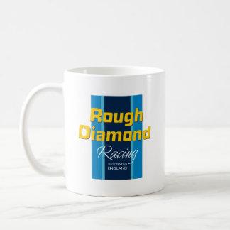 マグを競争させるダイヤモンド原石 コーヒーマグカップ