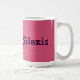 マグアレキシス コーヒーマグカップ