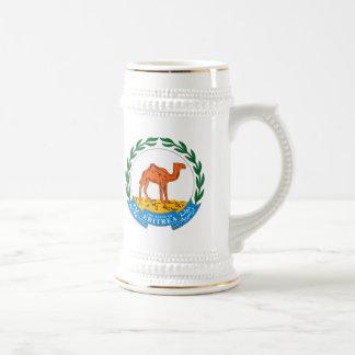 マグエリトリアの紋章付き外衣 ビールジョッキ