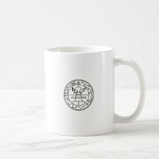 【マグカップ】ソロモンの封印 - The Seal of Solomon コーヒーマグカップ