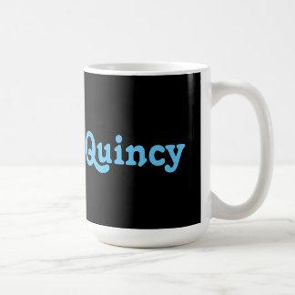 マグクインシー コーヒーマグカップ