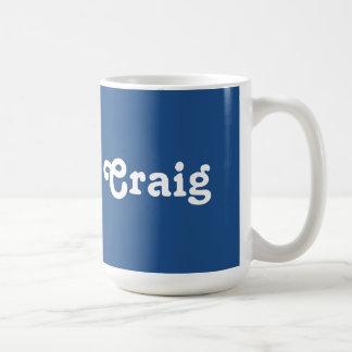 マグクレイグ コーヒーマグカップ