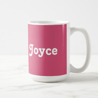 マグジョイス コーヒーマグカップ