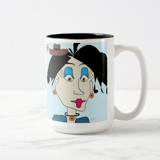 マグソエ ツートーンマグカップ