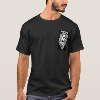 マグノリアの盾によって得られる科学 Tシャツ
